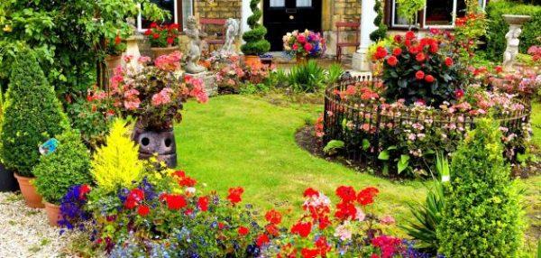 تنسيق حدائق الزايدى بمكة