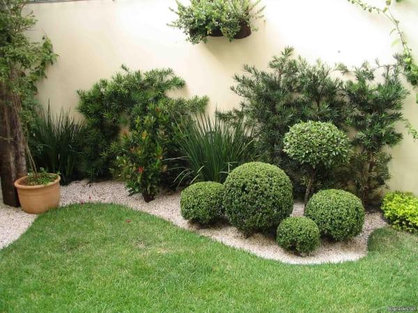تنسيق حدائق حي الكعكية
